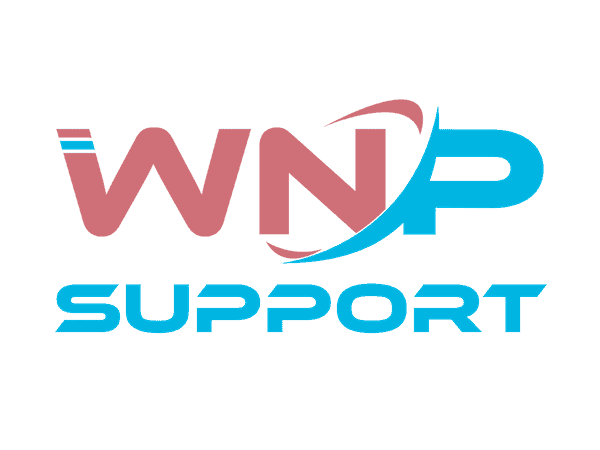 Logo WNP Support Event en Video virtual assistant